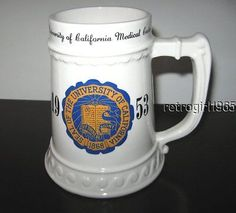 1953 University of California Medical School UCMS  Beer Stein/Mug Balfour Exclnt