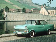 1960 Opel Rekord Coupé p2