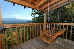 Cabin with a view---Gatlinburg, Tennessee