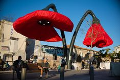 Emotion Flower Blossom designed by HQ Architects