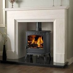 Image result for fire surrounds for log burners