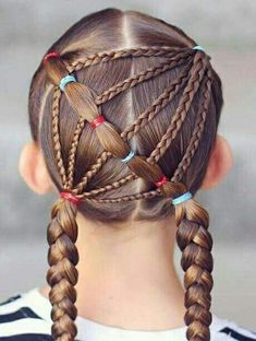 17 Trendy Kids Hairstyles You Have to Try-Out on Your Kids Peinados par mi princesa Kids braided hairstyles Black kids hairstyles Baby hairstyles Afro punk Kids hair Kids natural hairstyles Childrens Hairstyles, Baby Girl Hairstyles, Kids Braided Hairstyles, Box Braids Hairstyles, Trendy Hairstyles, Short Haircuts, Hairstyles 2016, Teenage Hairstyles, Popular Hairstyles