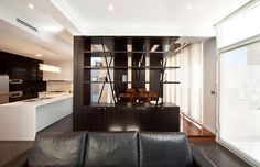 Innovative Large Dining Living Kitchen House Victorian Alteration