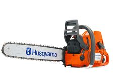 Husqvarna 576 XP chainsaw. Our most advanced saw for demanding professional use. It features our X-Torq® engine that provides high torque over a very wide rpm range, combined with low fuel consumption and low exhaust emission levels.