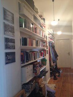 Clever Hallway Storage Ideas DigsDigs ORGANIZATION - 63 clever hallway storage ideas