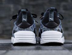 sports shoes 8f6f4 57193  Puma Trinomic Blaze of Glory Marble Pack Black  sneakers Reebok, Puma,  Black