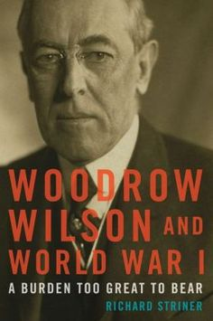 With detailed description and accessible prose, Striner sheds light on how—as soon as America entered World War I—flaws of Wilson's were exposed as the pressure on his administration mounted. This book is a story of presidential failure, a chronicle of Woodrow Wilson's miscalculations in war, and a harrowing account of the process through which an intelligent American leader fell to pieces under a burden he could not bear.