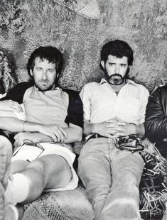 Day 10: Favorite director- Steven Spielberg and George Lucas