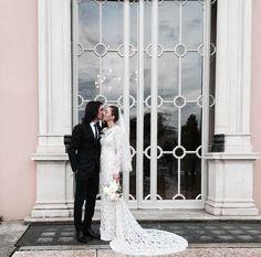 ELEONORA CARISI WEDDING