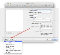 How to quickly sign any document with Preview