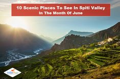 10 Scenic Places To See In Spiti Valley In The Month Of June #destination #holidays #tourpackages #ScenicPlaces #SpitiValley #himachaltour #himachalpackages #indiaflyholidays