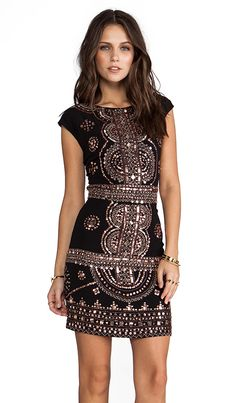 Cap Sleeve Laura Dress