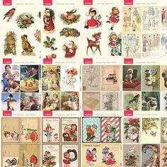 Набор новых карточек (12 листов и 7 полосок)