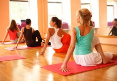 Live healthier by doing yoga with this expert advice for beginners --- If you want to increase strength, flexibility, balance and reduce stress in your life, then yoga is for you.
