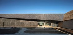 Dorte Mandrup Arkitekter completes new Danish Wadden Sea Centre made of harvested straw