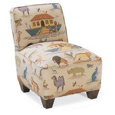 Layla Grayce San Marino Chair Child- love the fabric, not the chair