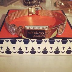 Keep Collective, the newest arm candy!