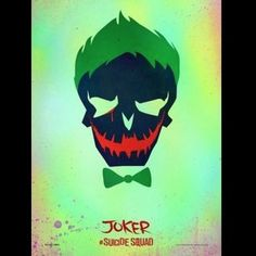The Joker  SuicideSquadShop.com #SuicideSquad #SuicideSquadShop