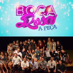 PRODUÇÃO DE EVENTOS Parte de equipe de produção e responsável pela entrada dos convidados e fãs durante sua temporada do RJ.