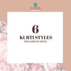 Tired of wearing boring for Office? Here is a different style of kurtas for 6 days to look and classy on a work day! Kurti Styles, Office Wear, Kurtis, Different Styles, Design Trends, Tired, Women Wear, Classy, Elegant