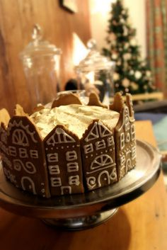 The Kindled Kitchen: Recipe Eleven: Christmas Town