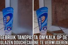 Douchecabine ontkalken? Zo doe je dat! http://www.ikzoekeenschoonmaakster.nl/blog/douchecabine-ontkalken/