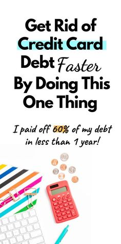 If you're looking for how to pay off credit card debt fast then you need to know this simple tip. Doing this, I was able to pay off 60% of my credit card debt on a low income - even as a single parent! This tip not only helps you pay off debt but it also saves you money!