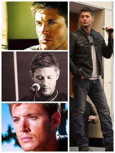 Jensen Ackles deliciousness!