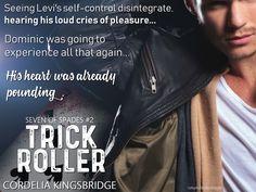 Trick Roller by Cordelia Kingsbridge Seven of Spades #2 Book Teaser