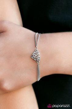Deep In The Heart Of Texas - Silver Bracelet