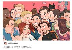 Welcome Dr. Strange!