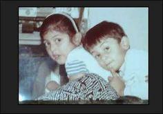 Young Ranbir Kapoor bonding with sister Riddhima