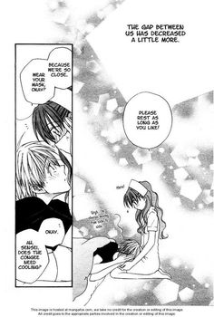 Faster Than a Kiss Manga. Great scene; it made me want ...