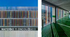 Fachada metálica - Diaz y Diaz Arquitectos -Arquitectura coruña