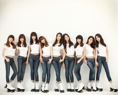 Korea K-Pop Star / girls generation
