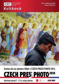 Zveme Vás na prestižní výstavu fotografií Czech press photo. Jde o výběr nejlepších oceněných fotografií z jubilejního dvacátého ročníků, kterého se zúčastnilo 267 fotografů s celkem 3360 snímky. Přijďte se podívat na 50 nejlepších exponátů, jež zvítězily v jednotlivých kategoriích a odnesly si ceny porotců i široké veřejnosti. Výstava probíhá denně až do 30.11.2015, od 7 - 21 h. a je k vidění zdarma.