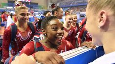 Why Simone Biles Is The Most Talented (And Hilarious) Gymnast In The World