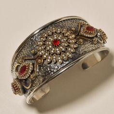 Turkish cuff bracelet