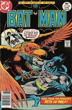 Batman Vol 1 #288. June, 1977
