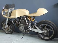 Café racer custom builds