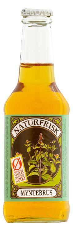 Naturfrisk Myntebrus soda