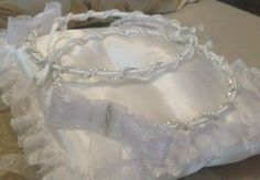 STEFANA !!! Handmade Pair of Orthodox Wedding Crowns to celebrate in Church.