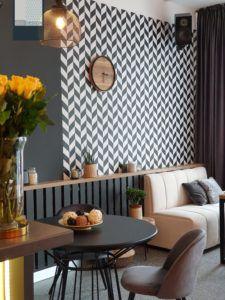 Caffe & Wine Slobozia - amenajare cafenea - Roomzia - Design Interior Online Interiors Online, Outdoor Furniture Sets, Outdoor Decor, Tropical, Wine, Interior Design, Business, Modern, Home Decor