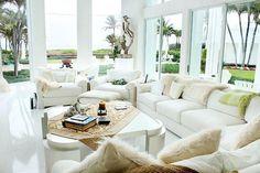 Delray Beachesidential- Rosemary Beach Florida, Palace Interior, Delray Beach, Floor To Ceiling Windows, Ocean, Comfy, Flooring, Contemporary, Modern Living