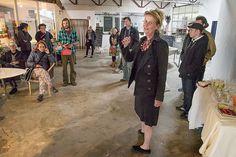 Marieke Bolhuis en Kimon Kyrligitsis bij Tankstation (1/4) | by Paul Clason