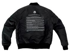 The Masters and Mistresses Association MA-1 Bomber