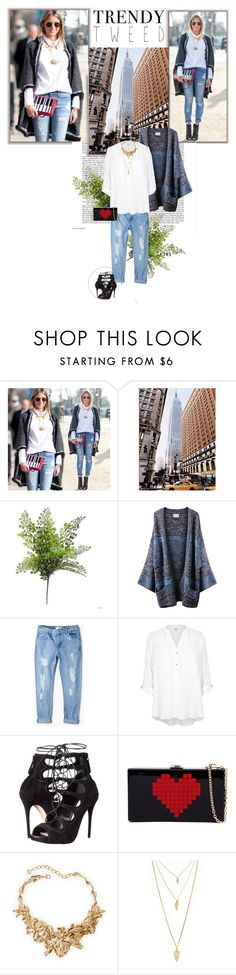 """""""streetstyle"""" by monica-vb ❤ liked on Polyvore featuring EAST, MANGO, River Island, Alexander McQueen, Oscar de la Renta, Forever 21, women's clothing, women, female and woman"""