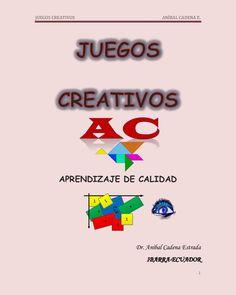 Manual de juegos creativos                                         ...