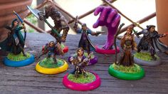 Nearly 300 free 3D-printable D&D minis