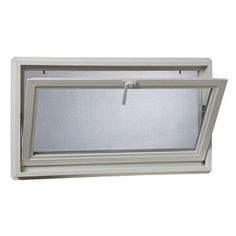 Tafco Windows 23 25 In X 7 75 In Hopper Vent With Screen